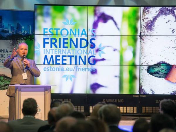 David O'Brock, Member of the Supervisory Board of Enterprise Estonia. Photo by Raigo Pajula