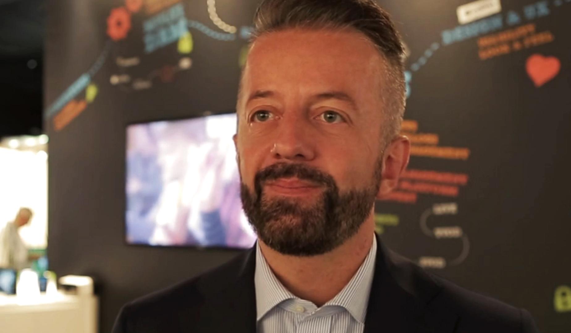 Damir Tomicic, CEO Axinom