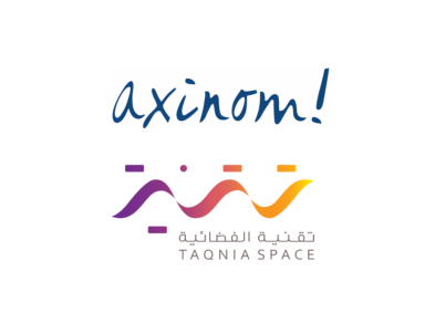 TAQNIA SPACE SELECTS AXINOM LIVE TV FOR ITS NEW UON SERVICE