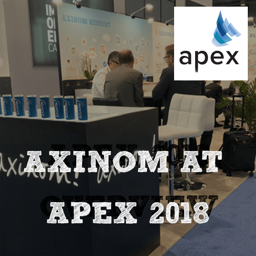 Axinom at APEX Expo 2018