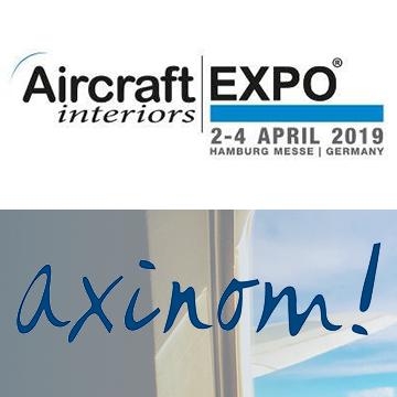 Meet us at AIX 2019